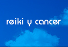Reiki y cancer